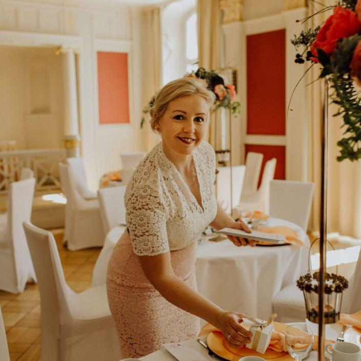 Weddingplanerin Franziska Beyer Edda Schmidt Catering Leipzig Fingerfood