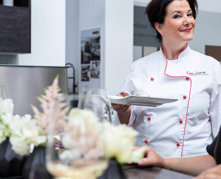 Küche Edda Schmidt Catering Leipzig Fingerfood