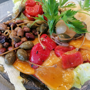 Kalte Platte Antipasti Catering Edda Schmidt