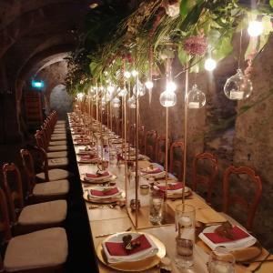 Abendveranstaltung Catering Edda Schmidt Leipzig