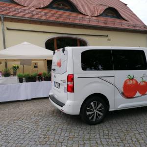 Catering mit Edda Schmidt Anlieferung