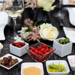 catering valentinstag Edda Schmidt Catering Leipzig Fingerfood büffets